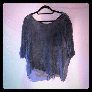 Cosmo multi-layered t-shirt